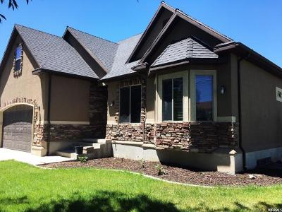 Provo Single Family Home Under Contract: 1288 W 1600 N