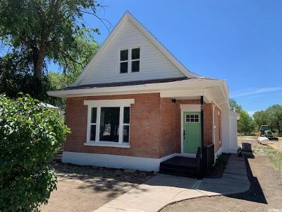 Goshen Single Family Home Under Contract: 57 N Center St