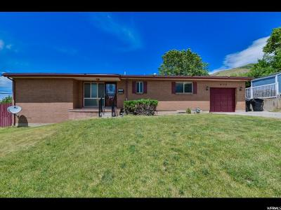 Bountiful Single Family Home For Sale: 935 E 900 N