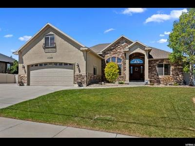 South Jordan Single Family Home For Sale: 11326 Lucas Ln