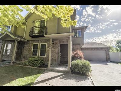Springville Single Family Home Under Contract: 644 W 175 S