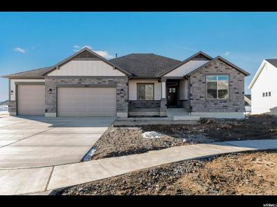 Tooele County Single Family Home Under Contract: 5415 N Maplewood Ln W
