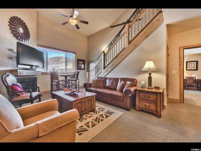Park City Condo For Sale: 2669 Canyons Resort Dr #411