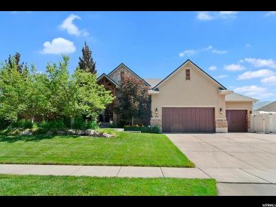 Kaysville Single Family Home Under Contract: 281 Willowmere