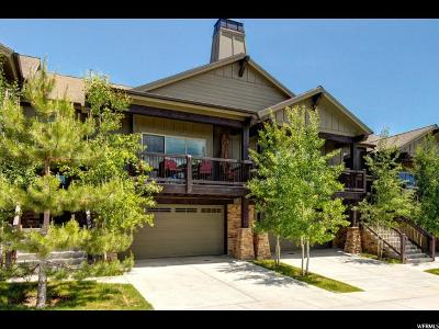 Heber City Townhouse For Sale: 14350 N Council Fire Trl