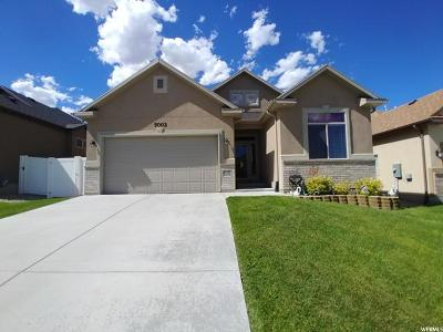 Riverton Single Family Home Under Contract: 5002 W Bobcat Dr S