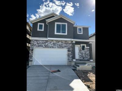 Herriman Single Family Home Under Contract: 14828 S Messi St #449