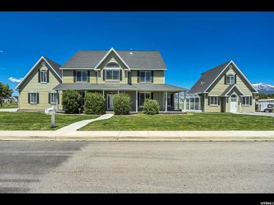 Lehi Single Family Home For Sale: 1150 W 400 N
