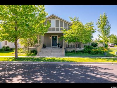 South Jordan Single Family Home For Sale: 4287 W Gold Creek Dr