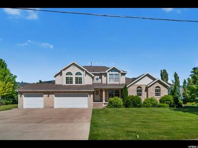 Nibley Single Family Home For Sale: 3968 S 280 W