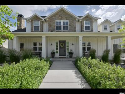 Bluffdale Single Family Home For Sale: 971 W Ginger Fox Dr S