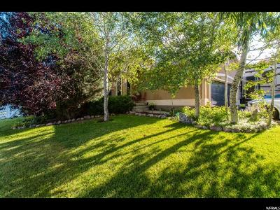 Herriman Single Family Home For Sale: 5613 W Andalusian Ct S