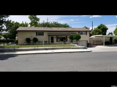 Murray Single Family Home For Sale: 5790 S Golden Dr.