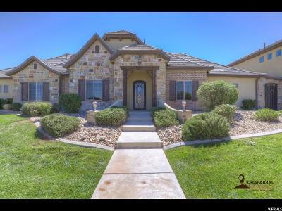 St. George Single Family Home For Sale: 3649 S 2690 E