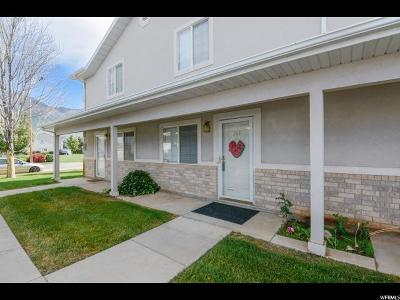 North Ogden Single Family Home Under Contract: 265 E 2300 N
