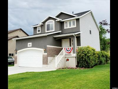 Roy Single Family Home Under Contract: 3439 W 5125 S