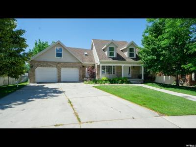 Orem Single Family Home For Sale: 23 W Westview
