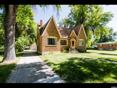 Wellsville Single Family Home Under Contract: 163 E Main St