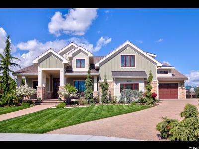 South Jordan Single Family Home For Sale: 11218 S Pervenche Ln