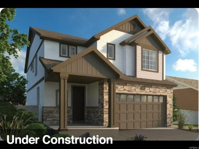 Lehi Single Family Home For Sale: 3073 W 2400 N #204