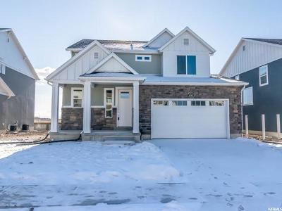 Lehi Single Family Home For Sale: 3099 W 2400 N #202