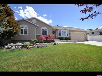 Riverton Single Family Home Under Contract: 4933 W Chilly Peak Dr S