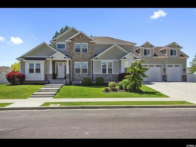 South Jordan Single Family Home Under Contract: 11318 S 2450 W