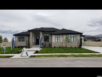 Lehi Single Family Home Under Contract: 2496 W 1350 N