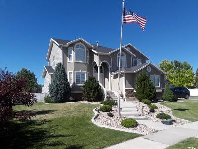 Clearfield Single Family Home Under Contract: 561 E 2100 S