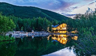 Park City Single Family Home For Sale: 2636 Aspen Springs Dr