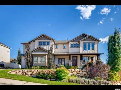 Pleasant Grove Single Family Home Under Contract: 1582 E 300 S