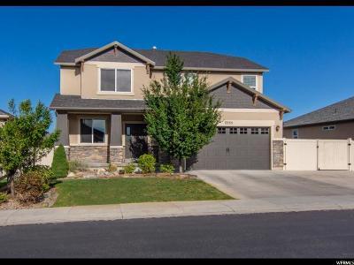 Lehi Single Family Home For Sale: 3755 N Meadow Springs Ln