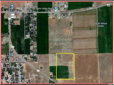 Tooele County Residential Lots & Land For Sale: 4778 Ut-112