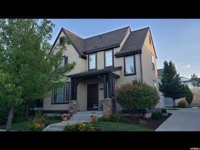 South Jordan Single Family Home For Sale: 10414 S Millerton Dr W