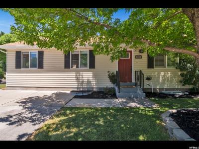 Springville Single Family Home Under Contract: 721 E 680 S