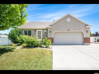 Clinton Single Family Home For Sale: 1104 N 1060 W