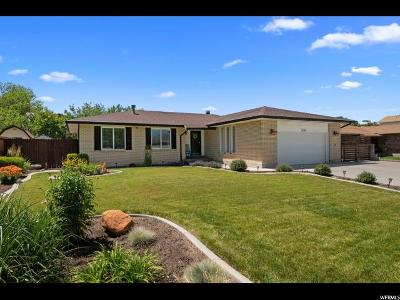 West Jordan Single Family Home For Sale: 9086 Edenbrook Way