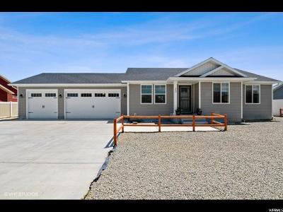 Grantsville Single Family Home For Sale: 193 S Worthington St E #123