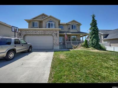 Clinton Single Family Home For Sale: 1999 N 2595 W