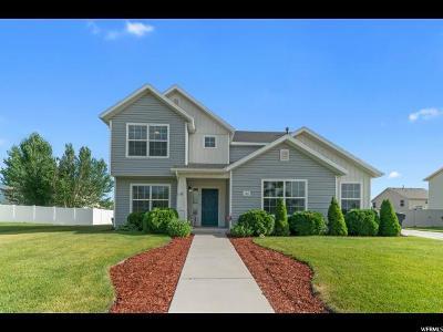 Springville Single Family Home For Sale: 1453 W 300 N