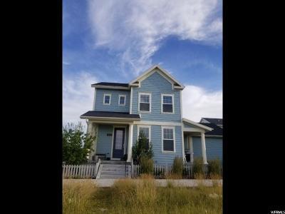 South Jordan Single Family Home For Sale: 5122 W Bear Trap Dr