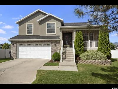 South Jordan Single Family Home For Sale: 4050 W Pineflats Ct S