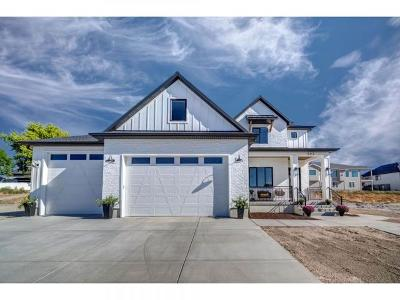 American Fork Single Family Home Backup: 592 W 1040 N