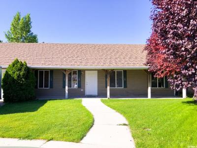 Provo Single Family Home Under Contract: 2969 W 730 N