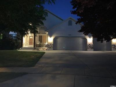 Riverton Single Family Home For Sale: 3539 W Shady Ridge Ct S