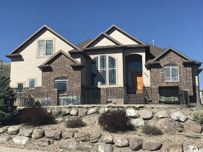 Herriman Single Family Home For Sale: 14486 S Rose Summit Dr W