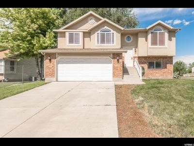 Layton Single Family Home For Sale: 1257 N 75 W