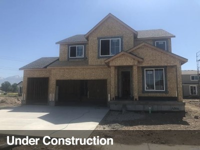 Lehi Single Family Home Under Contract: 623 S 2100 W #64