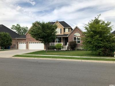 Kaysville Single Family Home For Sale: 85 S Wellington Dr