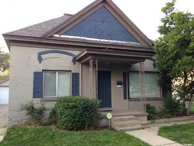 Provo Single Family Home For Sale: 585 E 400 S